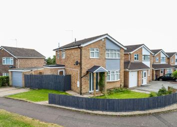 Thumbnail 3 bed detached house for sale in Obelisk Rise, Northampton