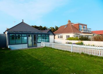 Thumbnail 3 bed detached bungalow to rent in Old Fort Road, Shoreham-By-Sea, West Sussex