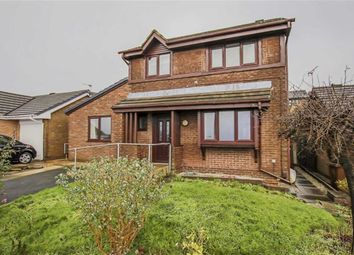 Thumbnail 4 bed detached house for sale in Clockhouse Court, Burnley, Lancashire