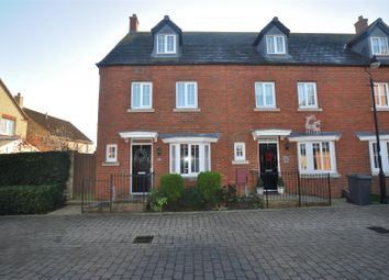 Thumbnail 4 bed end terrace house for sale in Orchard Way, Lower Stondon, Henlow