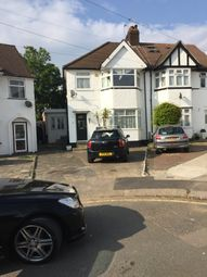 Thumbnail 3 bed semi-detached house to rent in Seelig Avenue, West Hendon