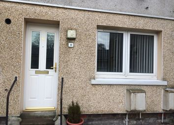 Thumbnail 1 bed flat to rent in St Conals Square, Kirkconnel
