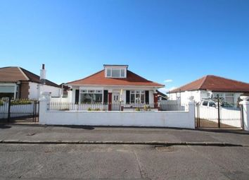Thumbnail 3 bed bungalow for sale in Edzell Drive, Newton Mearns, Glasgow, East Renfrewshire