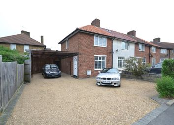 Thumbnail 2 bed end terrace house for sale in Netley Road, Morden