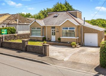 Thumbnail 5 bed detached bungalow for sale in Brynna Road, Pencoed, Bridgend