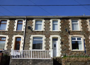 Thumbnail 3 bed terraced house for sale in Queen Street, Blaengarw