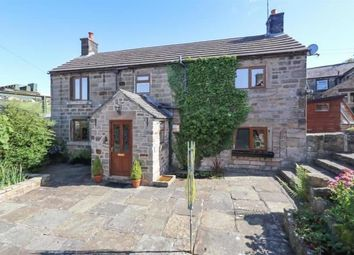 Thumbnail 2 bed cottage for sale in Thatchers Lane, Tansley, Matlock