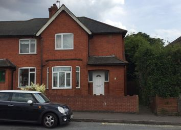 Thumbnail 3 bed terraced house to rent in Cranford Road, Kingsthorpe, Northampton