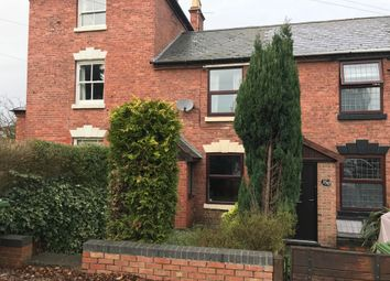 Thumbnail 2 bed terraced house to rent in Bewdley Hill, Kidderminster