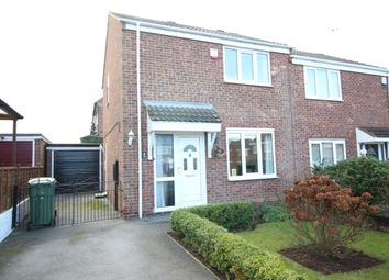 Thumbnail 2 bed semi-detached house for sale in Sheaf Place, Worksop