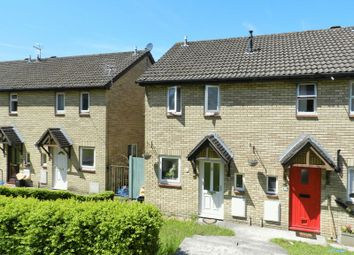 Thumbnail 2 bed end terrace house to rent in The Spinney, Brackla, Bridgend