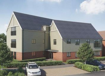 Thumbnail 2 bedroom flat for sale in Pilots View, Chatham, Kent