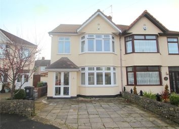 Thumbnail 4 bed semi-detached house for sale in Greenhill Grove, Ashton, Bristol