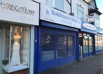 Thumbnail Retail premises to let in 6 Boldmere Road, Boldmere, Sutton Coldfield