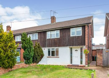 Thumbnail 3 bed end terrace house for sale in Bowmans Green, Watford