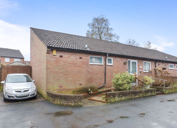 Thumbnail 2 bed semi-detached bungalow for sale in Webster Close, Norwich