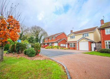 Thumbnail 3 bed detached house for sale in Squires Road, Stretton On Dunsmore, Rugby