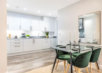 Thumbnail 1 bed flat for sale in Henderson Road, Croydon