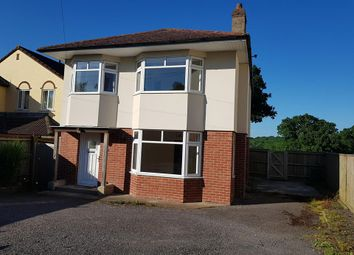 Thumbnail 3 bedroom detached house for sale in Lyme Road, Axminster, Devon