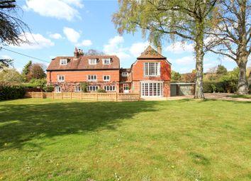 Thumbnail 5 bedroom detached house for sale in Rockbourne, Fordingbridge, Hampshire