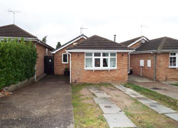 Thumbnail 2 bedroom bungalow for sale in Lynnes Close, Blidworth, Mansfield