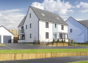 "Thumbnail 5 bedroom detached house for sale in ""Moorecroft"" at Main Road, Ogmore-By-Sea, Bridgend"