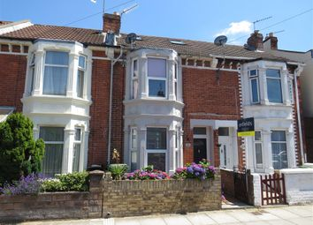 Thumbnail 5 bedroom terraced house for sale in St. Pirans Avenue, Portsmouth