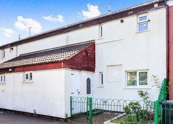 Thumbnail 3 bed terraced house for sale in Crabtree, Paston, Peterborough