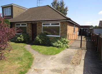 Thumbnail 2 bed semi-detached bungalow for sale in Linacre Avenue, Sprowston, Norwich