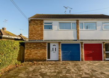 Thumbnail 3 bed semi-detached house for sale in Grove Road, Rayleigh