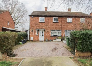 Thumbnail 2 bedroom semi-detached house for sale in Myrtle Avenue, Dogsthorpe, Peterborough