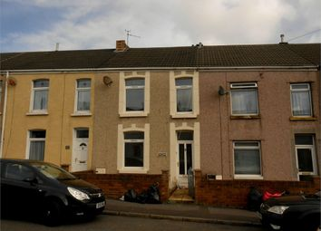 Thumbnail 4 bed terraced house for sale in Middle Road, Gendros, Swansea, West Glamorgan
