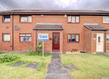 Thumbnail 2 bed terraced house for sale in Dempsey Road, Bellshill