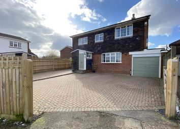 Thumbnail 4 bed detached house for sale in Bishops Lane, Lewes, East Sussex