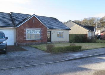 Thumbnail 3 bed bungalow to rent in Haulkerton Crescent, Laurencekirk