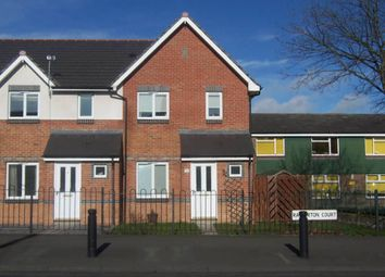 Thumbnail 2 bed end terrace house for sale in Rapperton Court, Westerhope, Newcastle Upon Tyne