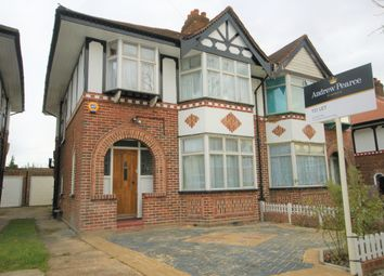 Thumbnail 3 bed semi-detached house to rent in West Towers, Pinner, Middlesex