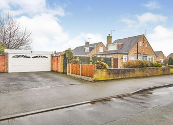 Thumbnail Detached bungalow for sale in Devonshire Drive, Mickleover, Derby