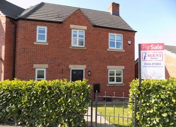 Thumbnail 3 bed semi-detached house for sale in Winnington Old Lane, Northwich
