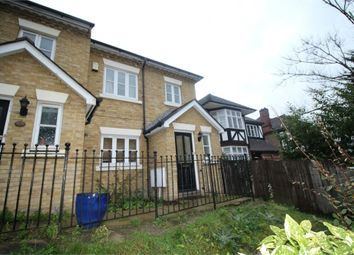 Thumbnail 3 bed end terrace house for sale in Lordship Lane, London