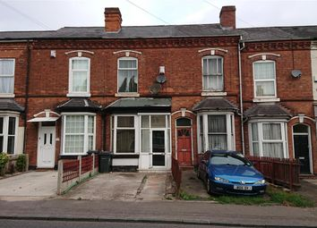 Thumbnail 2 bed terraced house for sale in Wellington Road, Handsworth, Birmingham