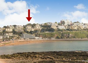 Thumbnail 4 bed flat for sale in Warren Road, Torquay