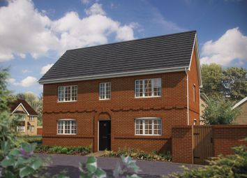 Thumbnail 3 bed detached house for sale in Springfield Road, Wantage
