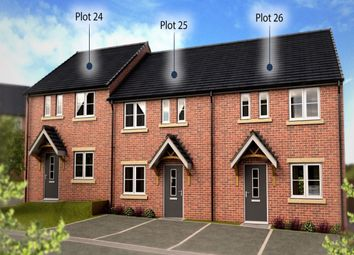 Thumbnail 3 bedroom terraced house for sale in Kings Court, Wombwell, Barnsley
