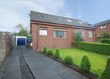Thumbnail 3 bed semi-detached bungalow for sale in Innes Park Road, Skelmorlie, North Ayrshire