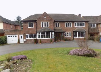 Thumbnail 6 bed detached house for sale in Aldridge Road, Little Aston, Sutton Coldfield