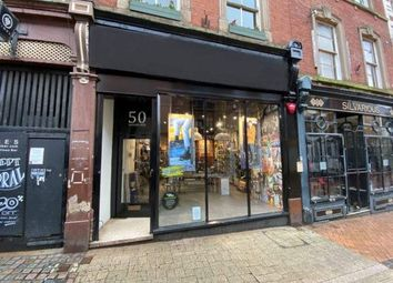 Thumbnail Retail premises to let in 50 Sadler Gate, 50 Sadler Gate, Derby