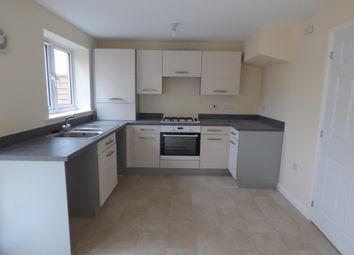 Thumbnail 3 bed property to rent in Merino Way, Bridgwater