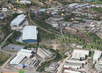 Thumbnail Land to let in Canal Street, Brierley Hill