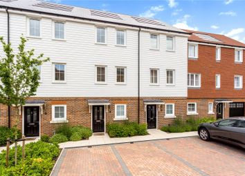 3 bed terraced house for sale in Macmillan Road, Dunton Green, Sevenoaks, Kent TN14